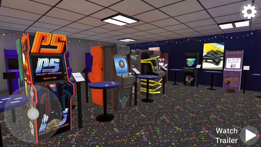 COMX Arcade Machines